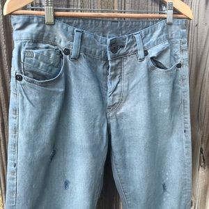 Armani Exchange Slim Straight Jeans